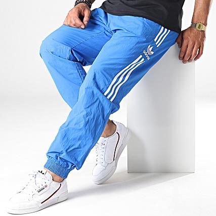 adidas Pantalon Jogging A Bandes Lock Up ED6098 Bleu Roi