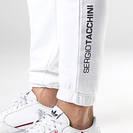 Tacchini Zeno Blanc Sergio 37636 Jogging Pantalon uK13lTcFJ
