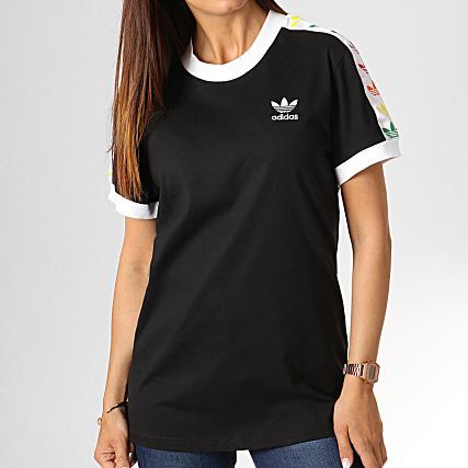 tee shirt adidas noir femme Off 53% platrerie