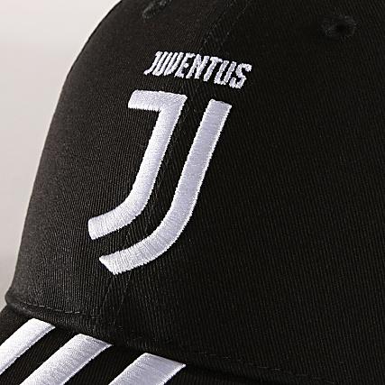 adidas Casquette C40 Juventus DY7527 Noir
