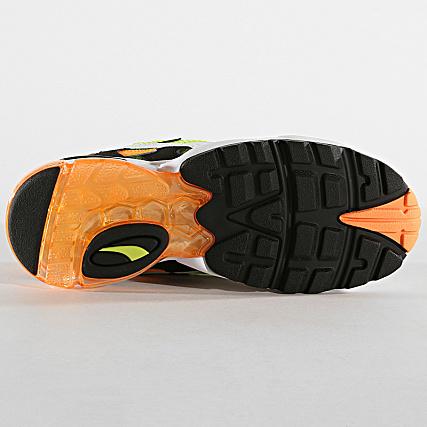 Puma Baskets Cell Alien OG 369801 Yellow Alert Fluo Orange