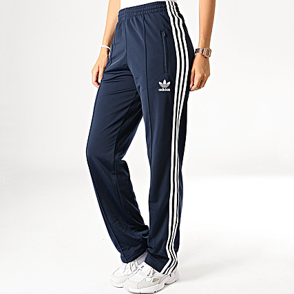 adidas - Pantalon Jogging Femme Firebird TP ED7509 Bleu ...