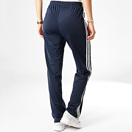 jogging femme adidas bleu
