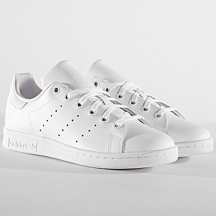 Femme adidas Footwear S76330 White Baskets Stan Smith 8v0Nwmn