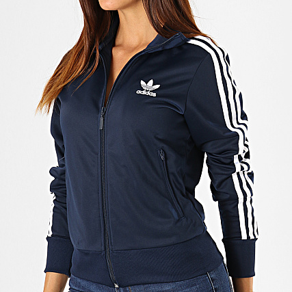 veste adidas original femme bleu