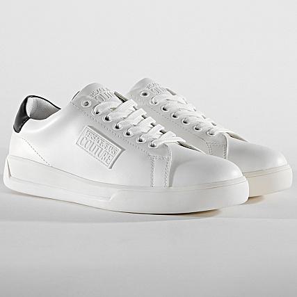 Linea Versace Jeans Baskets E0yubsh2 Blanc Fondo Couture Brad yv6mgI7Ybf
