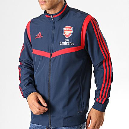 adidas Veste De Sport A Bandes Arsenal Presentation EH5730