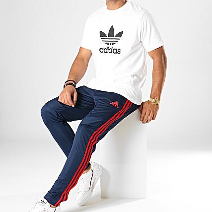 adidas Pantalon Jogging A Bandes Arsenal FC EH5722 Bleu