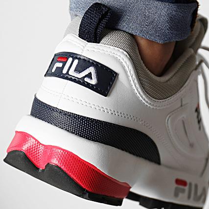 Fila Baskets Disruptor CB Low 1010707 1FG White