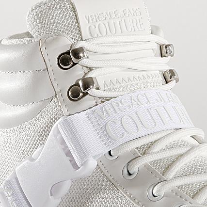 9542045298 Home > Versace Jeans > Baskets - Chaussures > Baskets Montantes > Versace  Jeans Couture - Baskets Linea Fondo Cassetta E0YUBSF5 Blanc