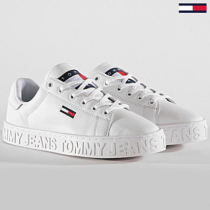 Tommy Hilfiger Jeans Baskets Femme Cool Tommy Jeans