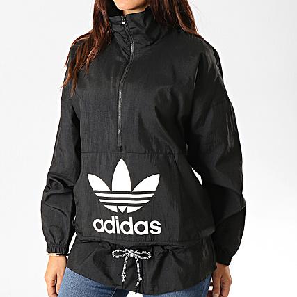 veste coupe vent adidas femme