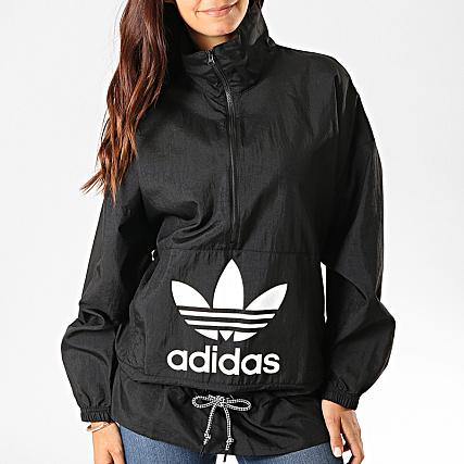 veste adidas femmes coupe vent