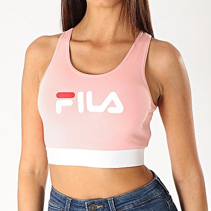 FILA Sous vêtement sport Josette (Rose) Vêtements chez