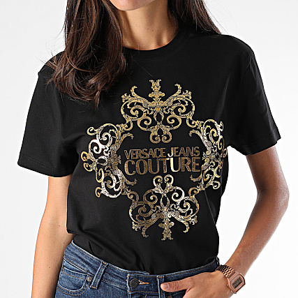 Versace Jeans Couture Tee Shirt Femme Renaissance Adriano