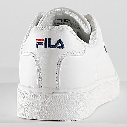Baskets Fila Upstage Low White Femme 1010327 gyYbf76