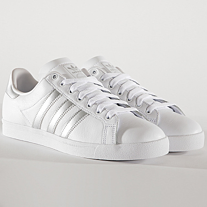 adidas Baskets Coast Star EE6521 Footwear White Silver