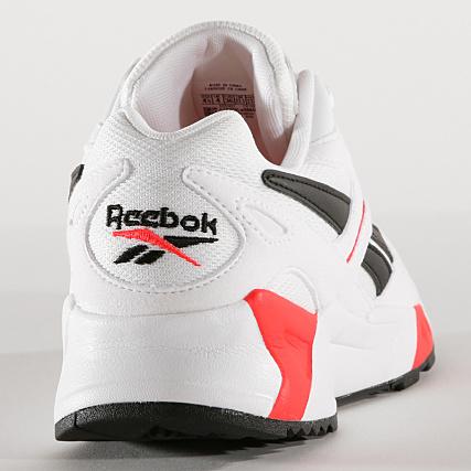 Reebok Baskets Femme Aztrek 96 DV7992 White Porcelain Neon