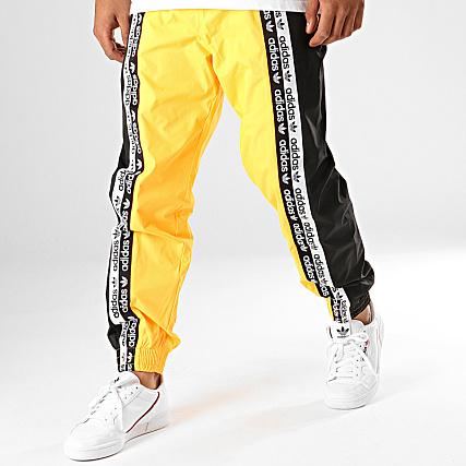 good exquisite design united kingdom adidas - Pantalon Jogging R.Y.V ED8793 Orange Noir Blanc ...