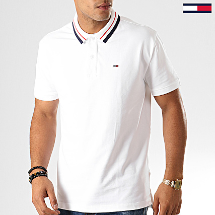 Tommy Hilfiger Jeans - Polo Manches Courtes