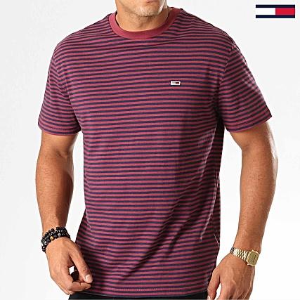 Tommy Hilfiger TJM Classic Stripe Shirt bleublanc à acheter