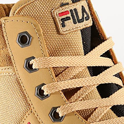 Fila Baskets Know Mid 1010737 Chipmunk
