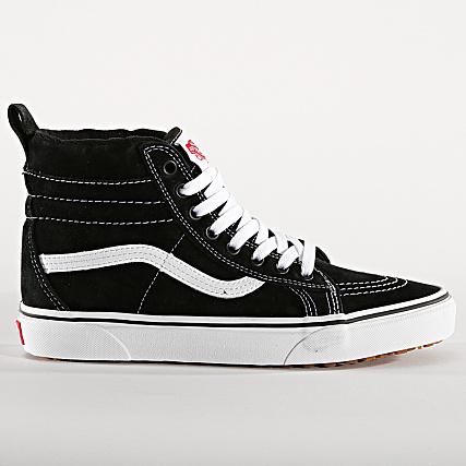 Vans Baskets Sk8 Hi MTE A4BV7DX6 Black True White