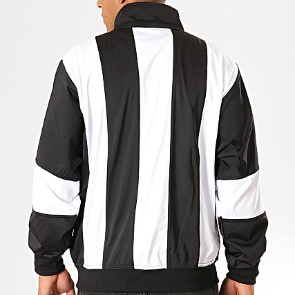 adidas Veste De Sport A Rayures Bailer ED6252 Noir Blanc