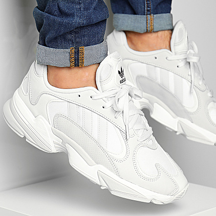 adidas Baskets Yung 1 EE5319 Cryogenic White Grey One Core