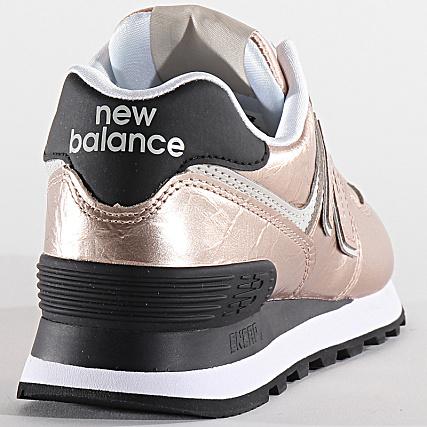 basket femme cuir new balance
