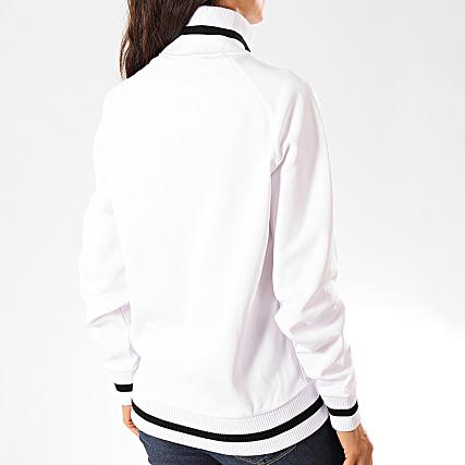 Ellesse Veste Zippée Femme Erianna SGC07369 Blanc