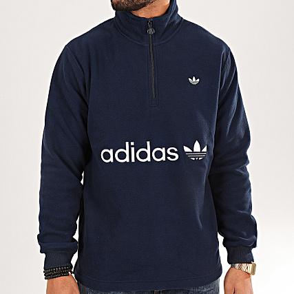 ADIDAS ORIGINALS Sweats & Polaires homme bleu taille EU XS