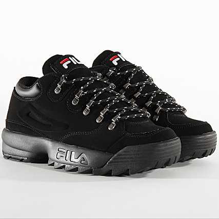 Fila Baskets Disruptor Hiker Low 1010708 Black