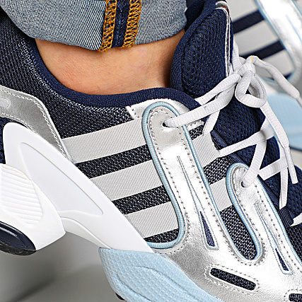 adidas Baskets EQT Gazelle EE7746 Collegiate Navy Grey Two