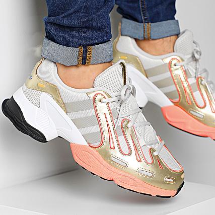 adidas Baskets EQT Gazelle EE7747 Copper Brown Raw Gold