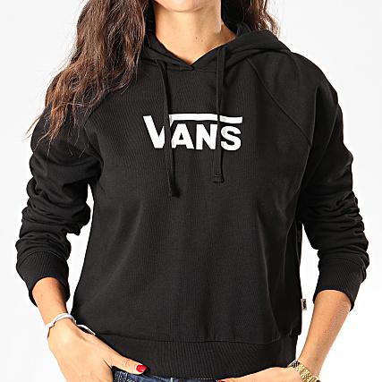 Vans Sweat shirt à capuche Flying V Boxy Black