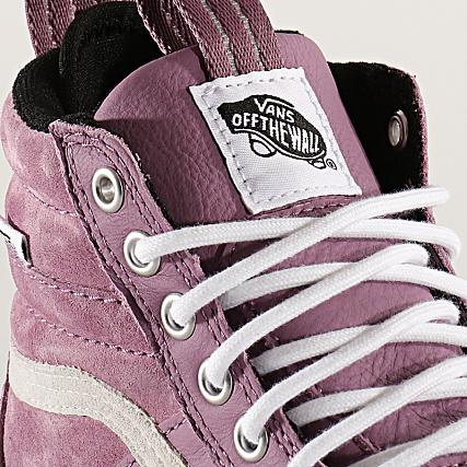 Vans Baskets Femme Sk8 Hi MTE P3ITUK Valerian True White