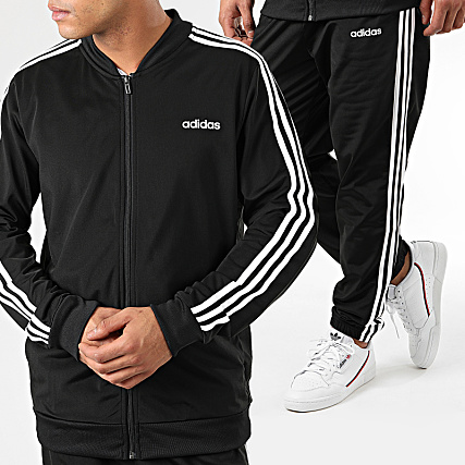 adidas Ensemble De Survetement A Bandes MTS B2BAS 3
