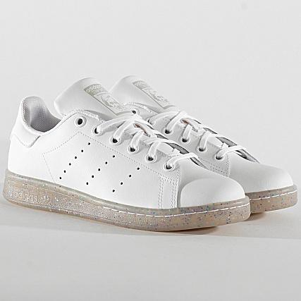 adidas Baskets Femme Stan Smith EE7574 Cloud White Grey