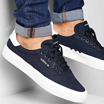 adidas Baskets 3MC B22707 Collegiate Navy Footwear White