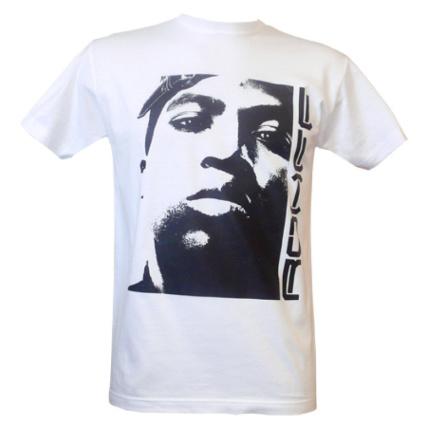 Tee shirt Rohff Album Blanc - LaBoutiqueOfficielle.