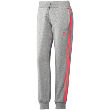 Pantalon Adidas Rose Girly Jogging Femme Gris rUqxw8r7EP