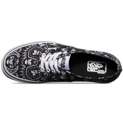 Baskets Vans Authentic Star Wars Stormtrooper Bandana