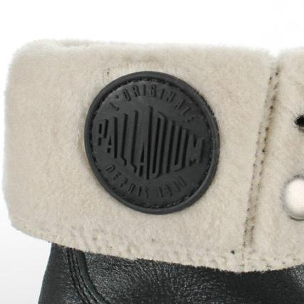 Baggy Palladium H Pilot Ls Chaussures Black wUq5aOxd