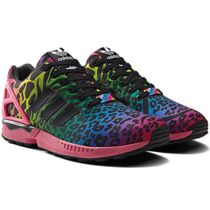 basket femme adidas zx flux