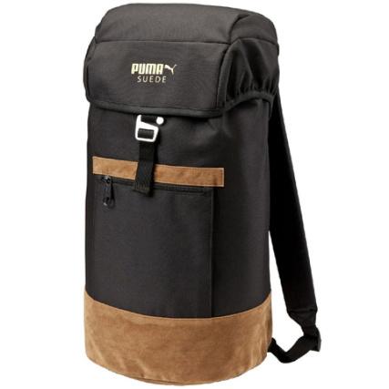 Backpack Noir Sac Dos Suede Puma A awIzTq