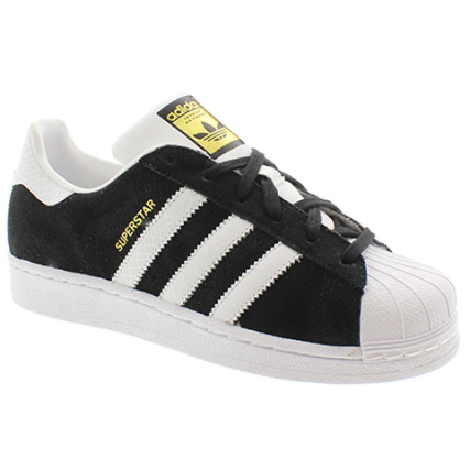 Gold River East Rival adidas Baskets White Superstar Black qa806w