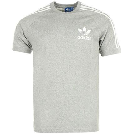 Tee Shirt adidas Sport Gris Chiné - LaBoutiqueOfficielle.com 1f0dd8dcdc75