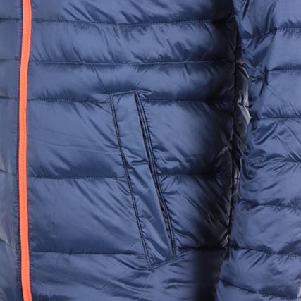 Orange Orange Doudoune Light Tailor Marine Marine Bleu Tom Puff cPqgRqn7Ww