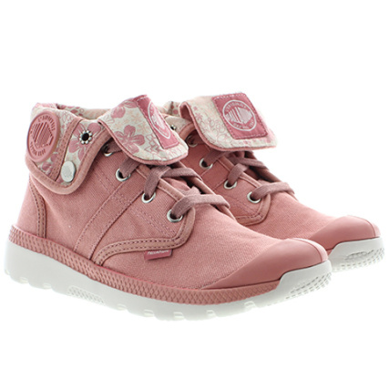 Wind Chaussures Palladium Femme C Palavil Baggy W Chime Rose Old ww8rSq